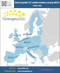 France And Germany Map by Completing The Picture Eu Media Outlets Journalists And Politicians