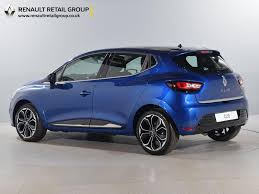 renault lease scheme nearly new renault for sale clio tce 90 dynamique s blue solihull