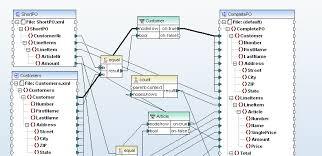 mapping tools altova mapforce