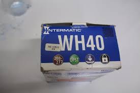 Westek Tm101r 125 Volt Spst by Intermatic Wh40dl3 24 Hour Electric Water Heater Or Pool Pump