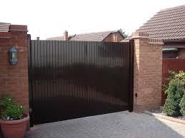 upvc garden gates fensys west midlandds uk