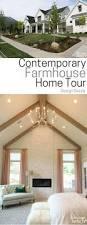 Contemporary Farmhouse Stunning Contemporary Farmhouse Tour Design Dazzle