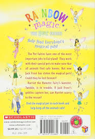 harriet the hamster fairy pet fairies no 5 daisy meadows