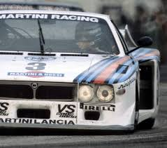 martini livery lancia 1981 lancia beta champion racer returns to its florida roots