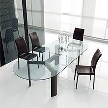 oval glass dining table olivia glass dining table furniture home design ideas