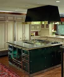 La Cornue Kitchen Designs by Atelier Nouveau La Cornue Island Stove