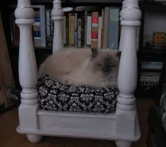 Instructables Cat Tree by Four Poster Pet Bed 4 Steps With Pictures