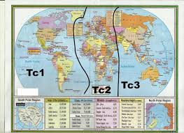 World Geography Map Travel Consultant Skills Online Free Air Ticketing Course Iata