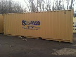 Secure Storage Container Standard Storage Containers Minneapolis St Paul Mn