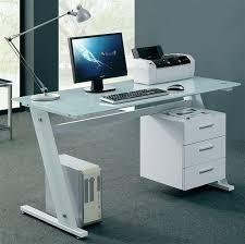 Compact Computer Desks For Home Unique Computer Desks For A Stylist Office Best Garden Small Glass