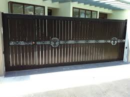 Emejing Home Iron Gate Design Gallery Decorating House - Gate designs for homes