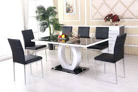 Dining Glass Table Sets Circle Kitchen Table Set Dining Glass Top Dining Table And Chairs