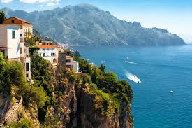 Map Of Amalfi Coast Amalfi Coast U0026 Mountains Self Guided Walking Holiday Macs Adventure