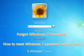 resetting windows password without disk how to reset a forgotten password for windows 7 quora
