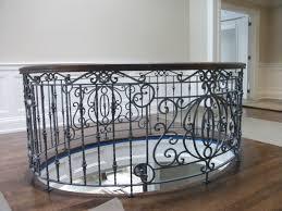 Decorative Iron Railing Panels Wrought Iron Staircase Panels U2014 John Robinson House Decor