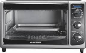 Black And Decker Home Toaster Oven Black U0026 Decker 6 Slice Toaster Oven Black To1485b Best Buy