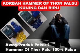 jual hammer of thor di kota sofifi agenhammerofthor website