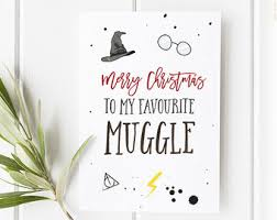 harry potter congratulations card greeting cards note cards made in somerset by veralalune