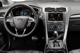 1996 Ford Taurus Interior 2015 Ford Taurus Vs 2015 Ford Fusion What U0027s The Difference