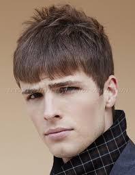 haircuts forward hair brush forward hairstyles brushed forward hairstyle trendy