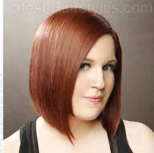 bob hairstyles that are shorter in the front edgy blunt cut that sits shorter in back and longer in front