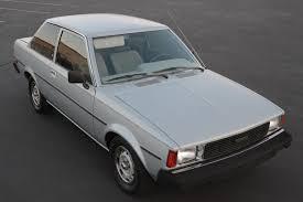 sin city silver sedan 1981 toyota corolla sedan