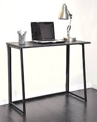 Small Black Writing Desk Shop 47923 Folding Writing Desk Black Kitchen