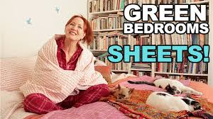 sustainable bedrooms your sheets bamboo or cotton youtube