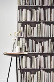 stickers livres trompe l oeil 33 best bookcase wallpaper by koziel images on pinterest