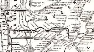 Metro Map New York by Nyc Subway Map History Youtube