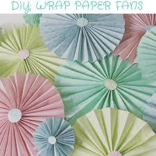 paper fans diy diy wrap paper fans the party ville party planner luxembourg