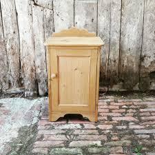 Old Pine Furniture Shop Bedside Tables And Cabinets For Sale Old Pine Bedside
