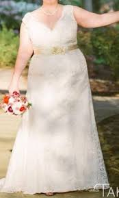 sleeve lace plus size wedding dress david s bridal beaded cap sleeve lace plus size wedding dress