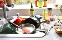 Totkay Of The Week How To Clean Your Kitchen Sink Aqsaa Usman - Cleaning kitchen sink
