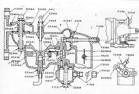 carburetor diagram engine wiring diagrams instruction