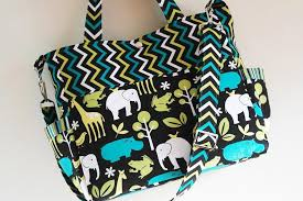 pattern for tote bag with zipper 6 stylish diaper bag patterns every mom will love