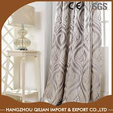 Floral Jacquard Curtains 3d Curtains 3d Curtains Suppliers And Manufacturers At Alibaba Com