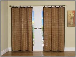 traverse curtain rods for sliding glass doors curtain home