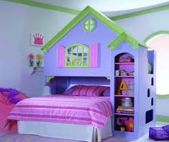 best bedroom colors for kids bedroom set amaza design attractive kids bedroom sets style visualized with house shaped bed and pink bean bag couch