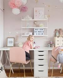 desk for girls room how cute is this little s room string pocket lightbox and a4