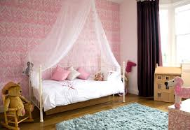 little girls room wallpaper
