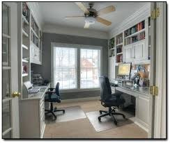two person home office inspiring dual office desk two person desk