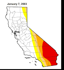 california drought map january 2016 infographic california drought in motion 10 years animated