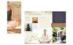 naturopathic medicine brochure template word u0026 publisher