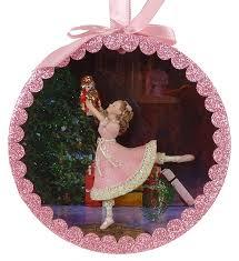 clara w nutcracker ornament traditions