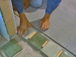 how to tile a master bath floor how tos diy