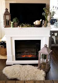 Stunning Fireplace Mantel Ideas With Tv 67 With Additional Modern