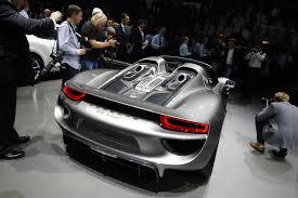 porsche concept 918 spyder porsche 918 spyder 2