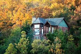 check out these 14 awesome cabins in missouri for an unforgettable