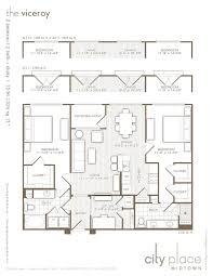 viceroy floor plans viceroy city place apartments greystar